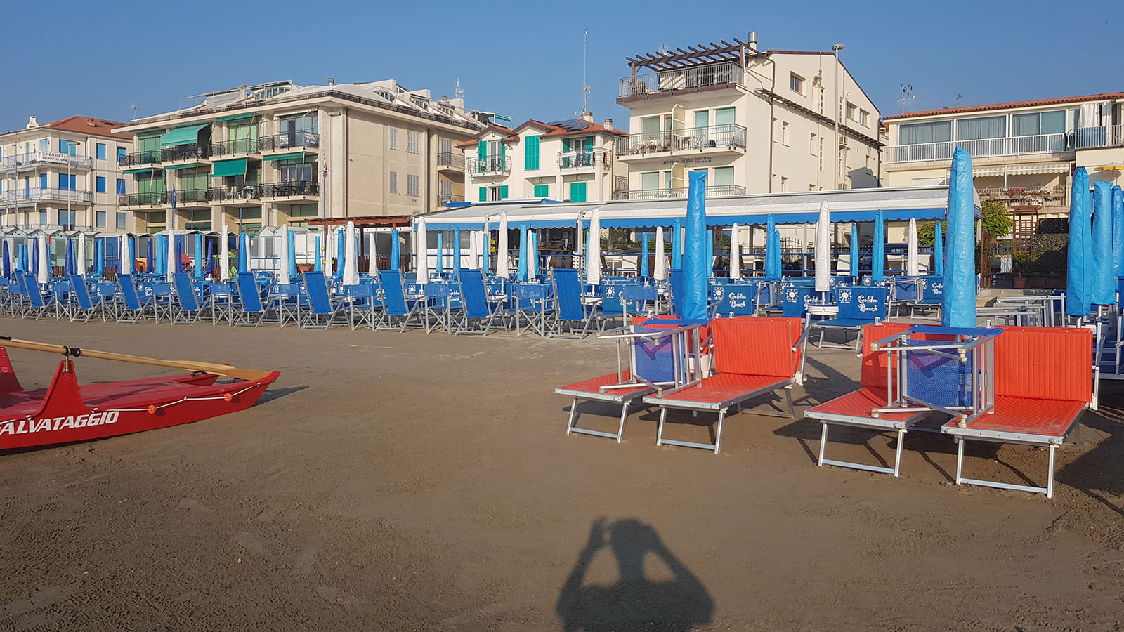 Bar Bagni Golden Beach