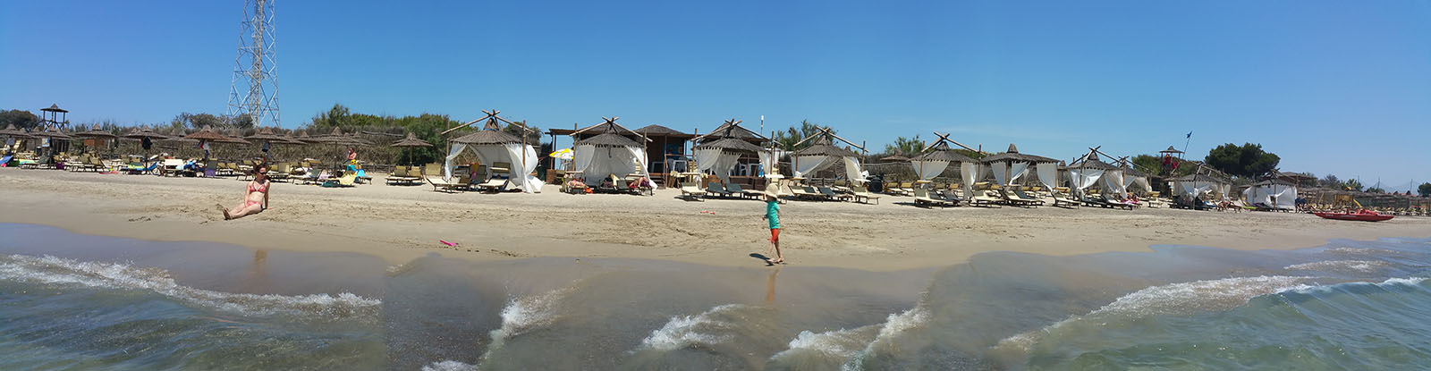 Pascià Glam Beach