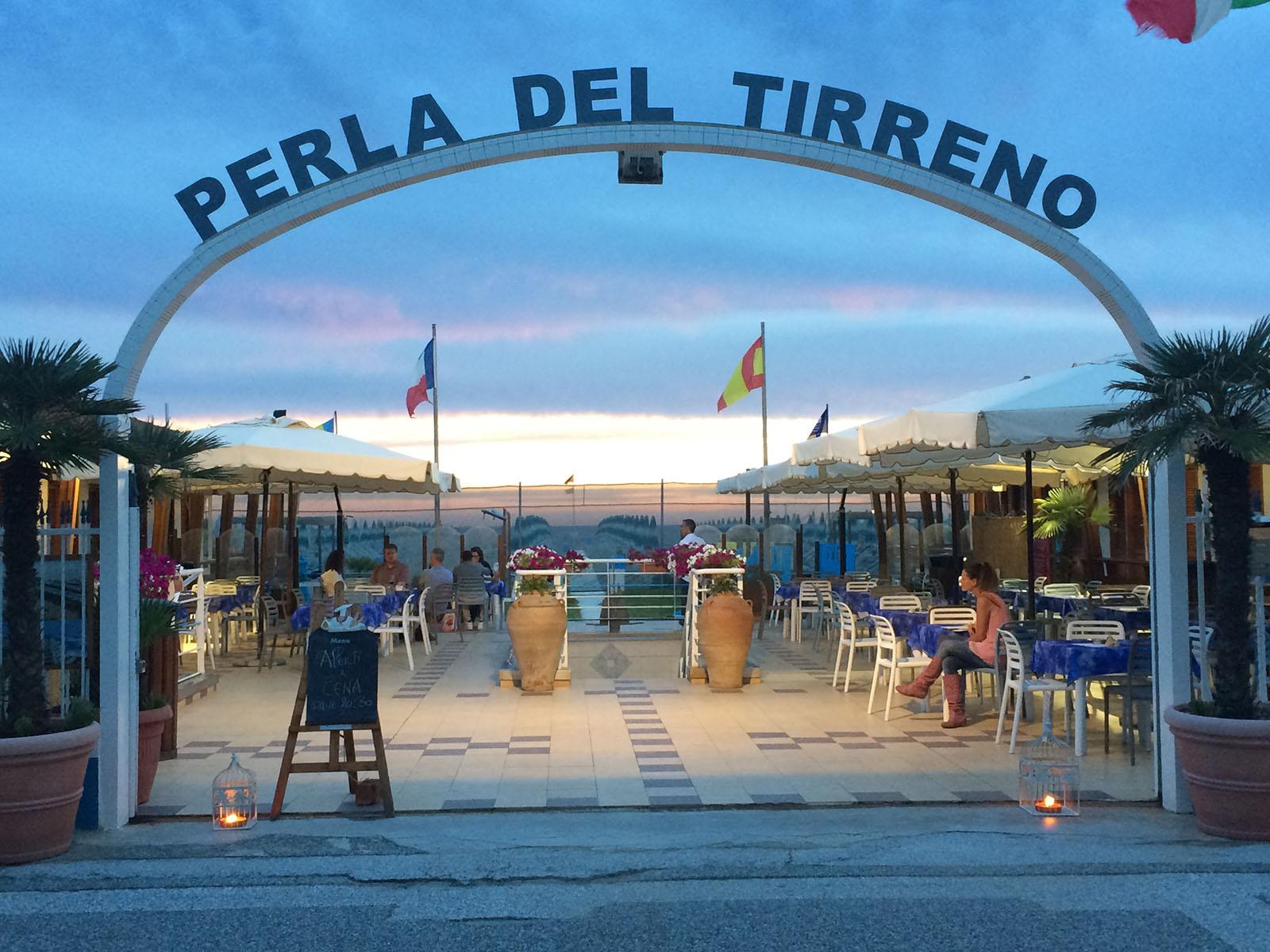 Perla del Tirreno