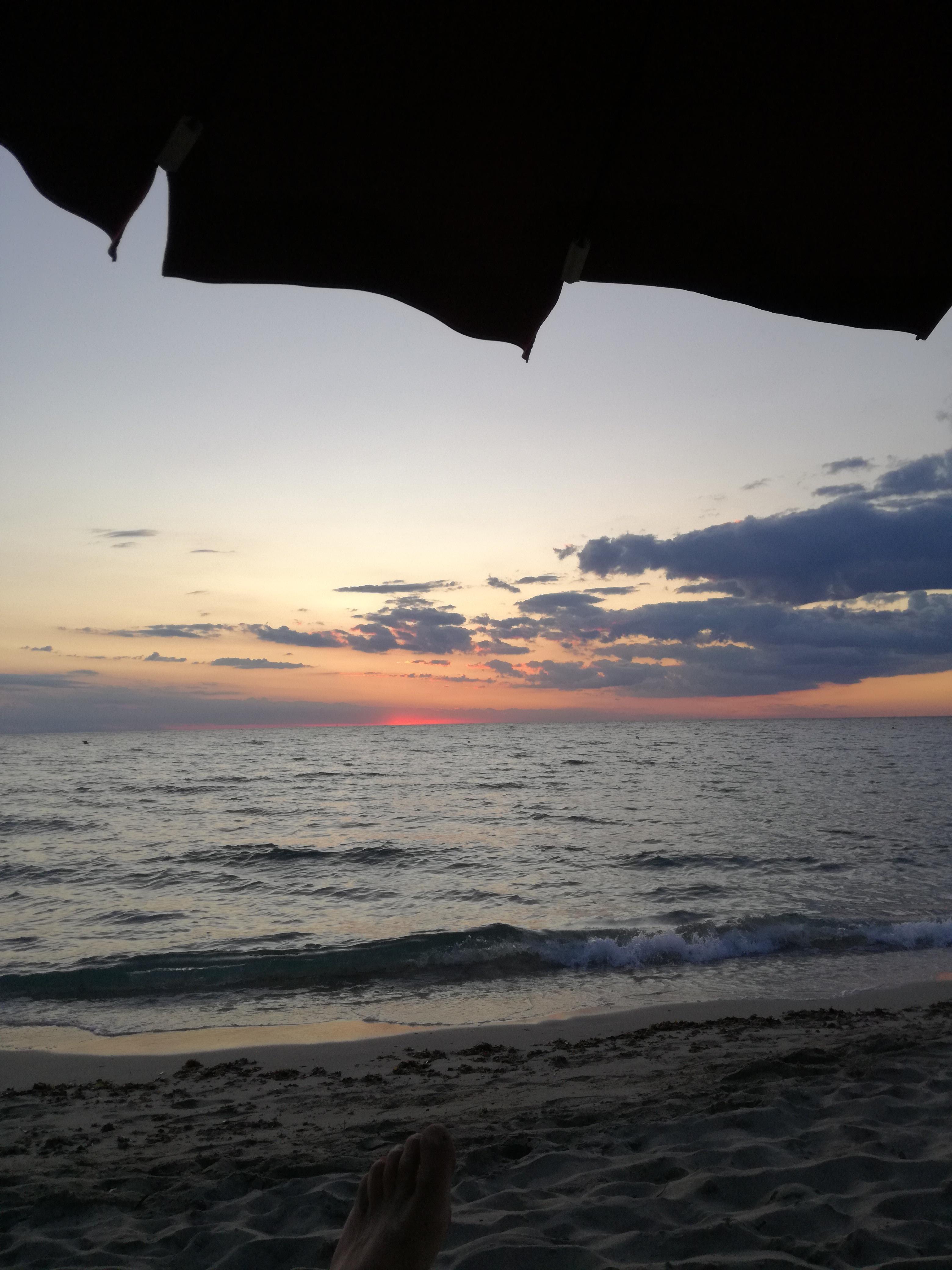Iride beach