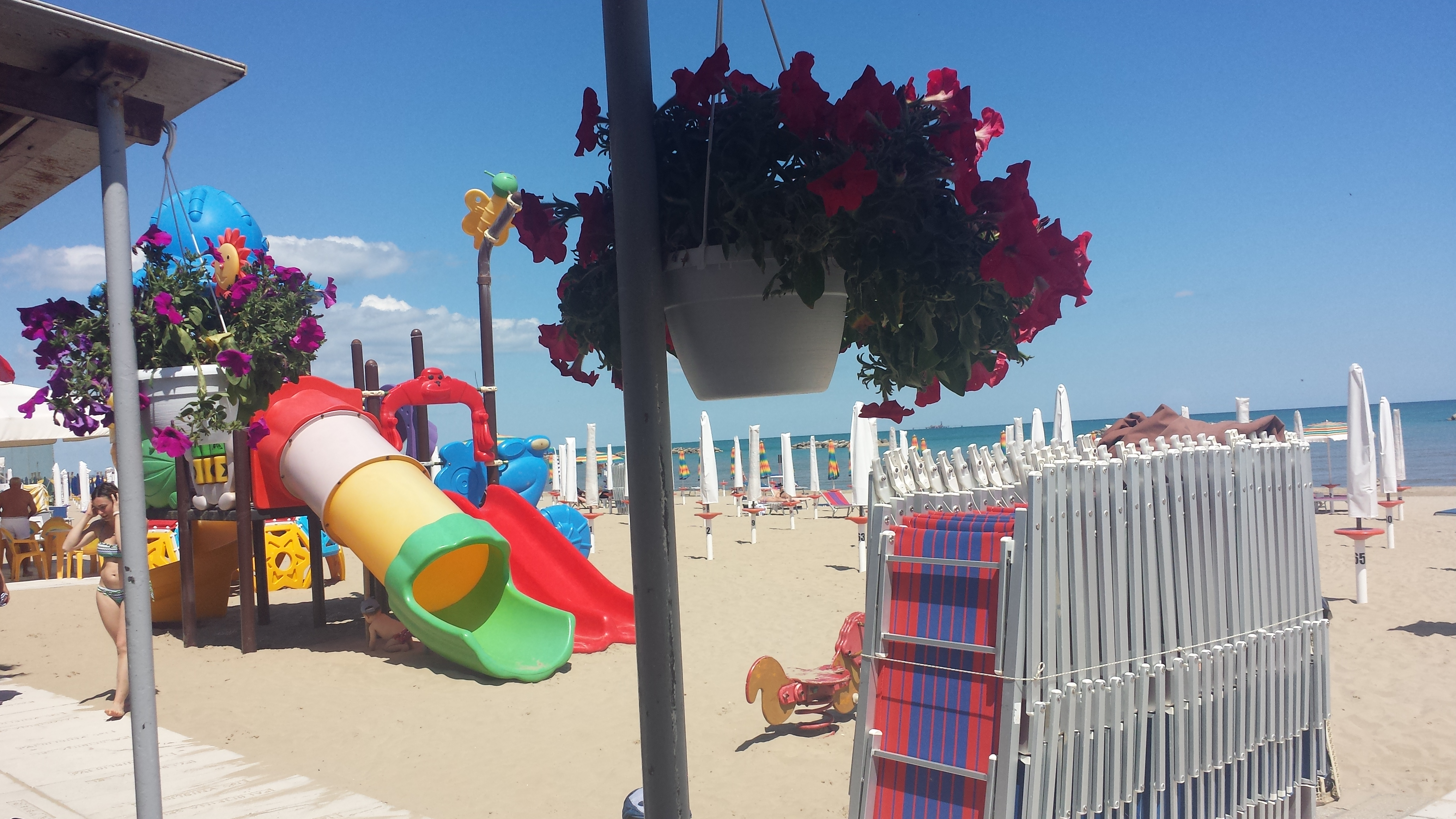 Palombina Ohana Beach