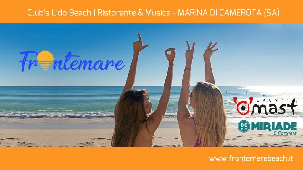 Frontemare beach