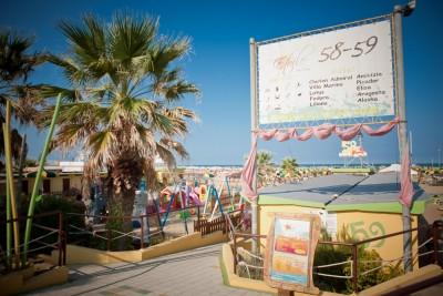 Le Spiagge Rimini (57-58-59)