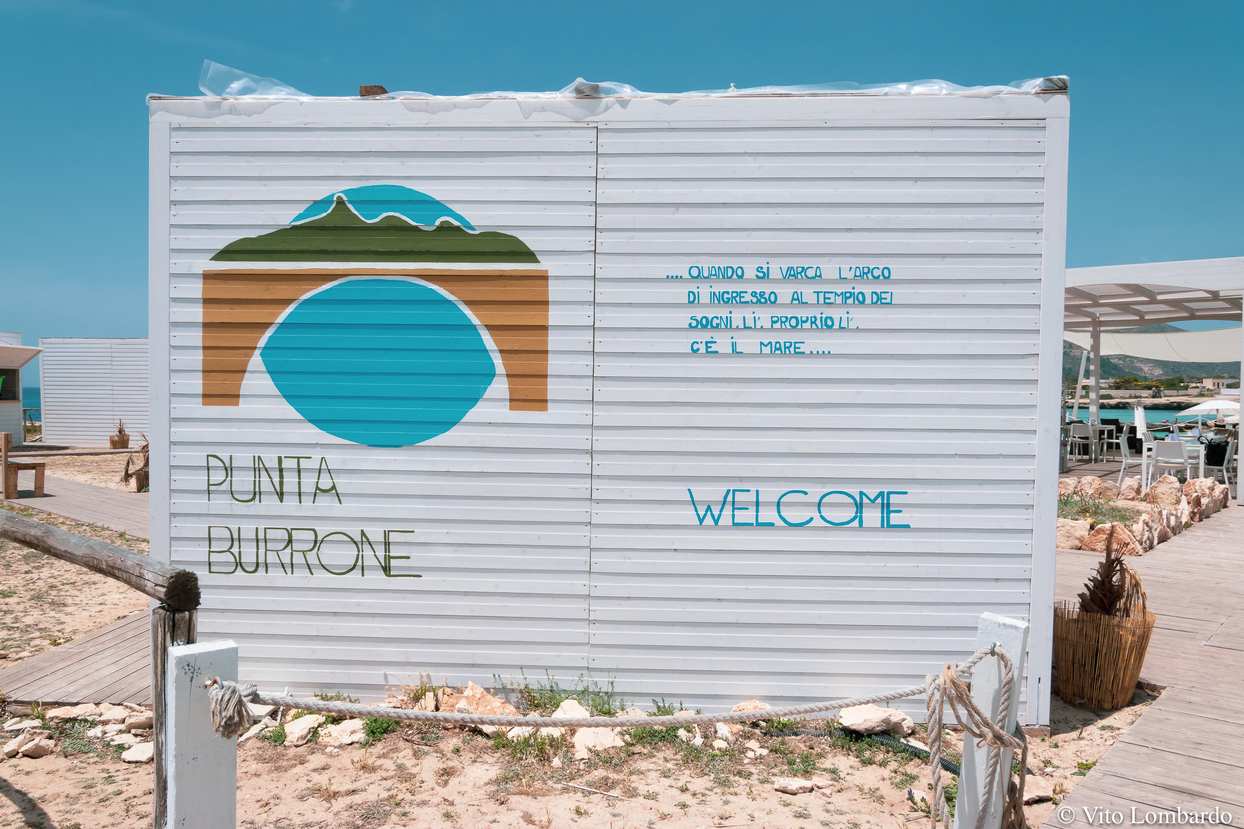 Lido Punta Burrone