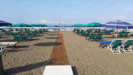 Spiaggia Attrezzata di Levante