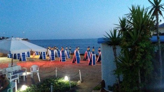 Mikonos - La Rotonda Beach