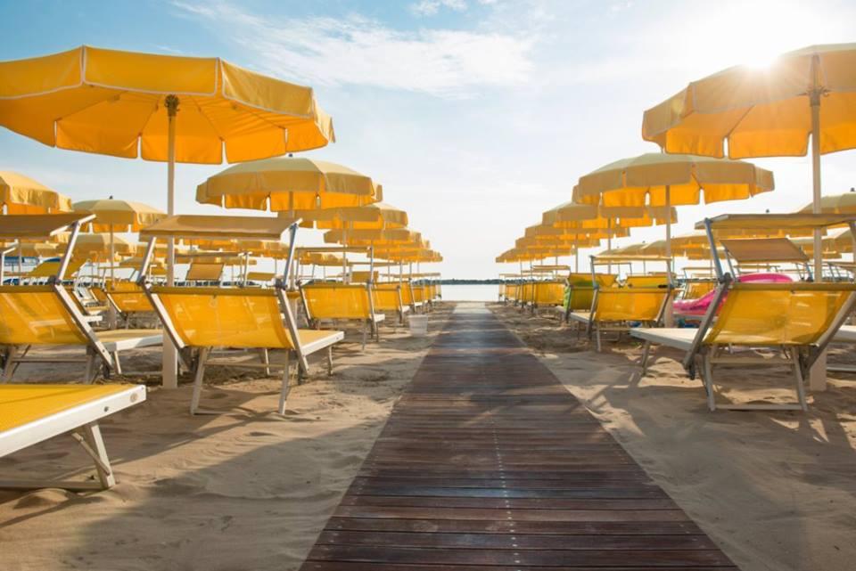 Bagno Romagna Spiaggia nr 6a
