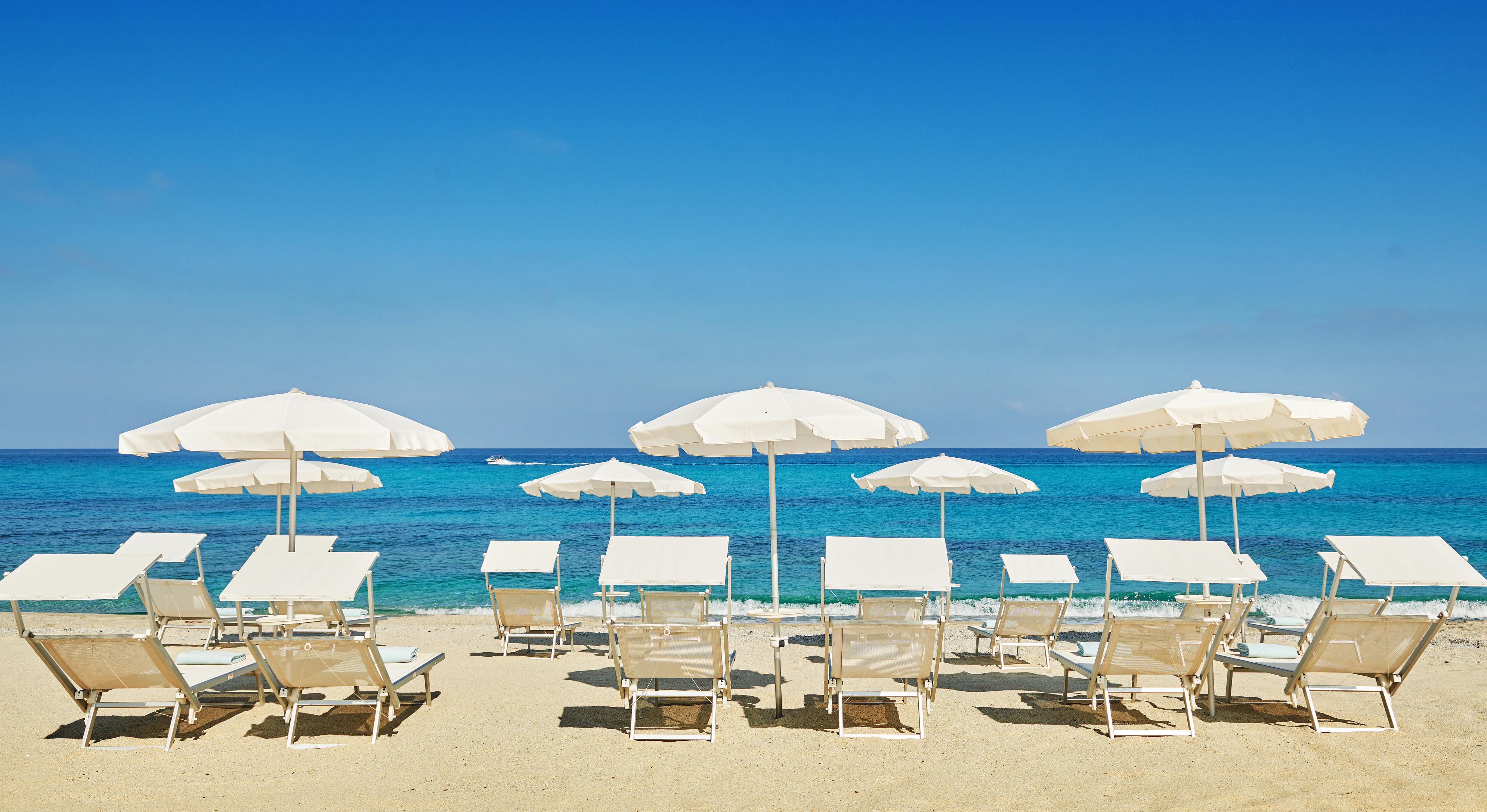 Capovaticano Resort Beach Club