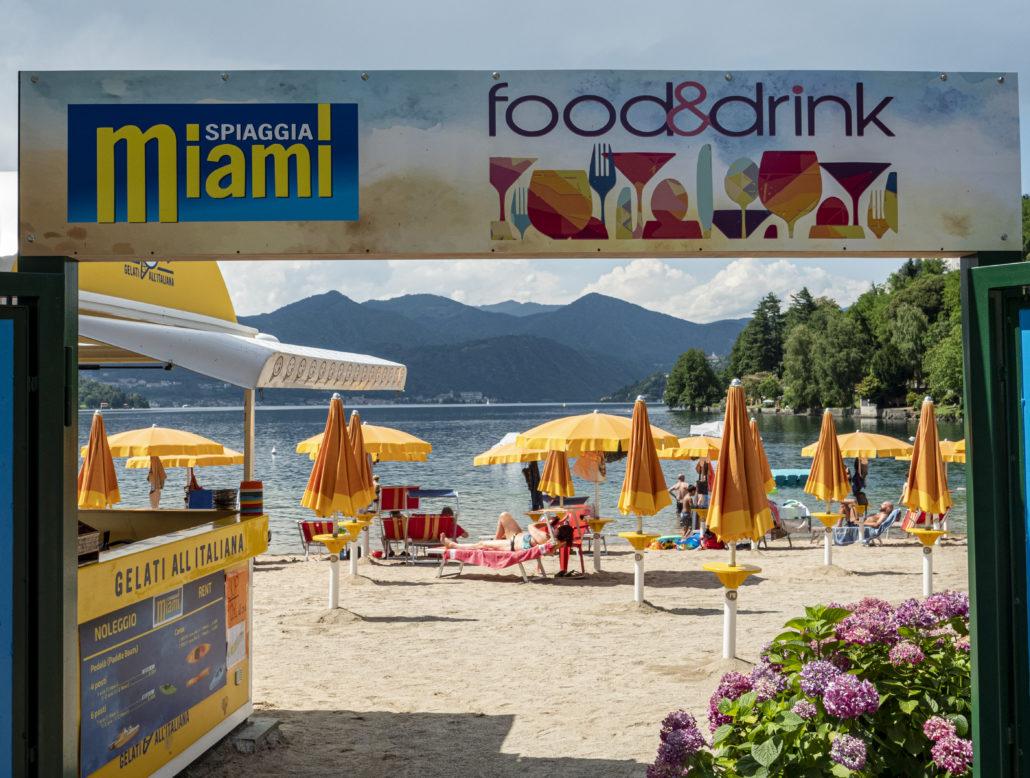 Spiaggia Miami