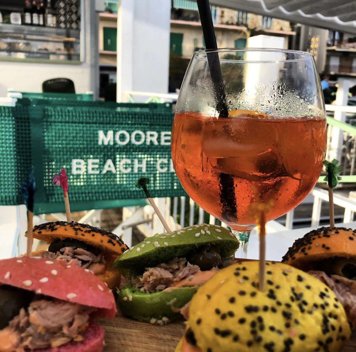 Moorea Beach Club