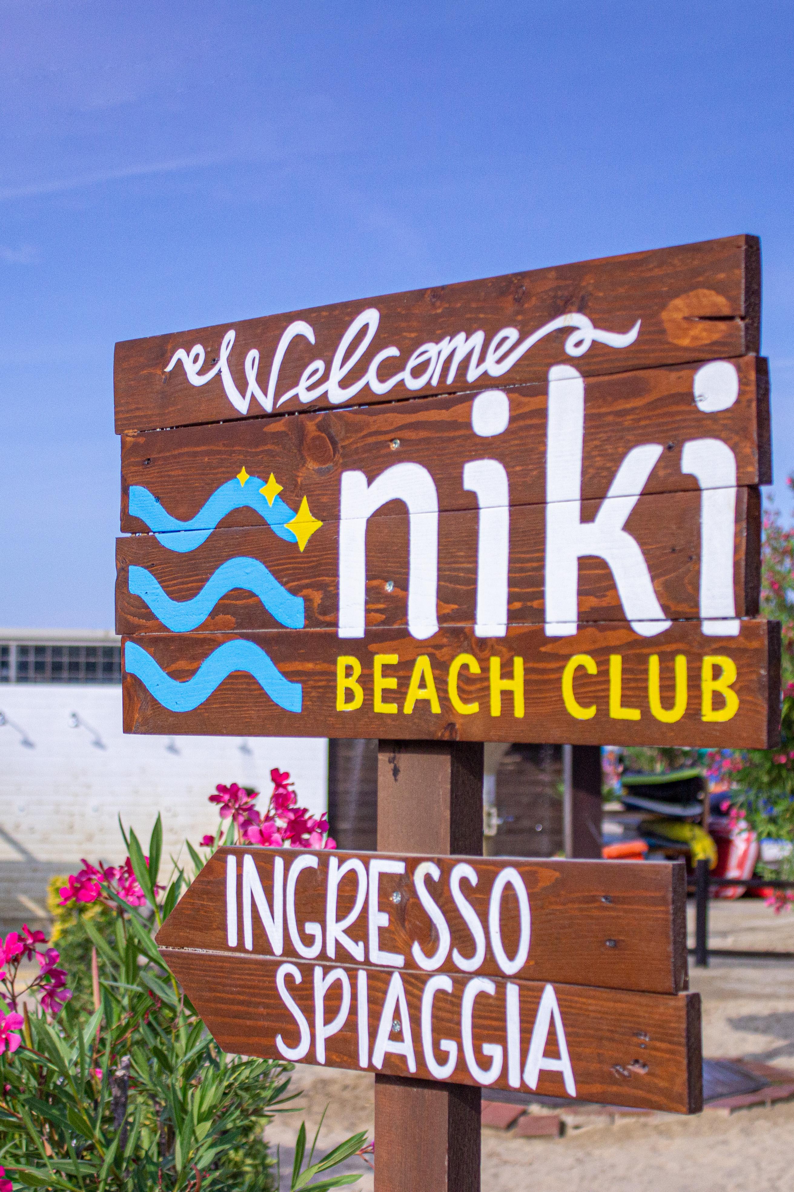 Beach Club Niki