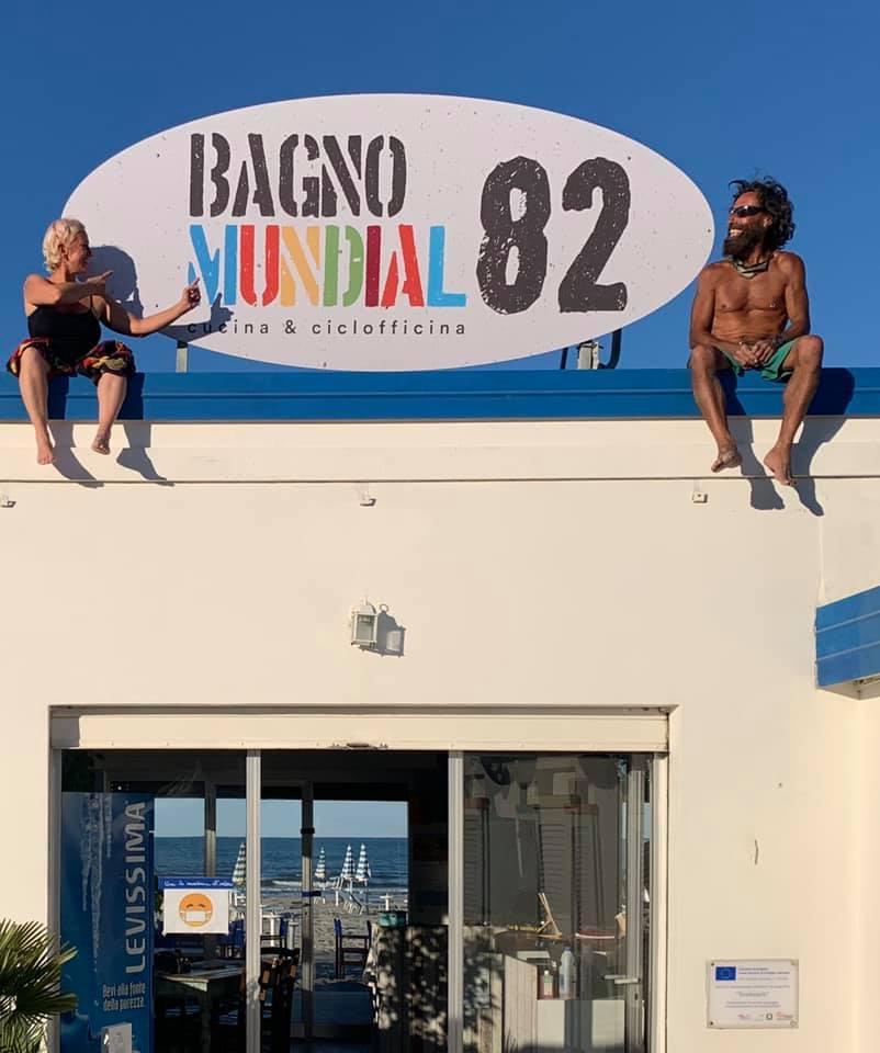 Bagno Mundial 82