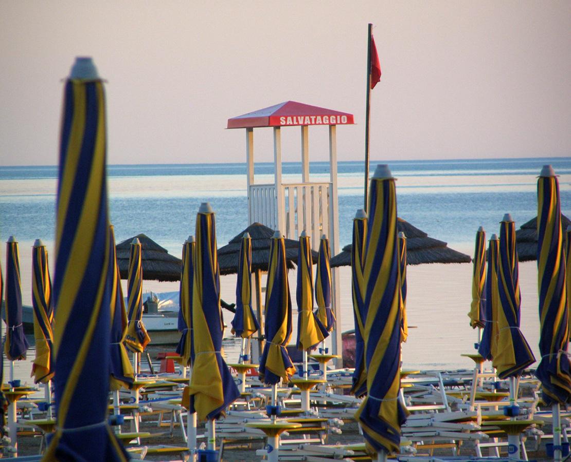 Spiaggia Airone