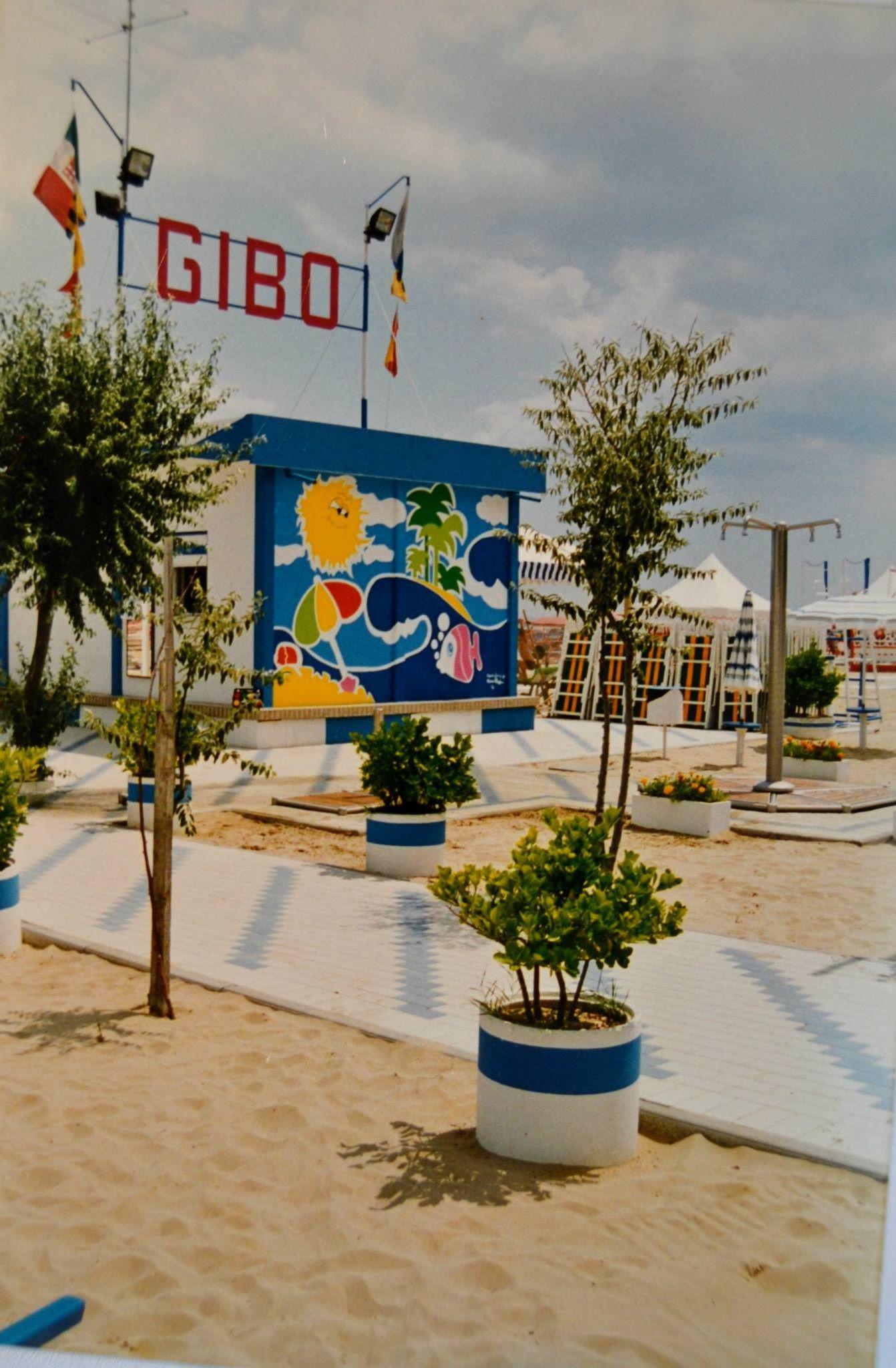 Bagno 85B Gibo