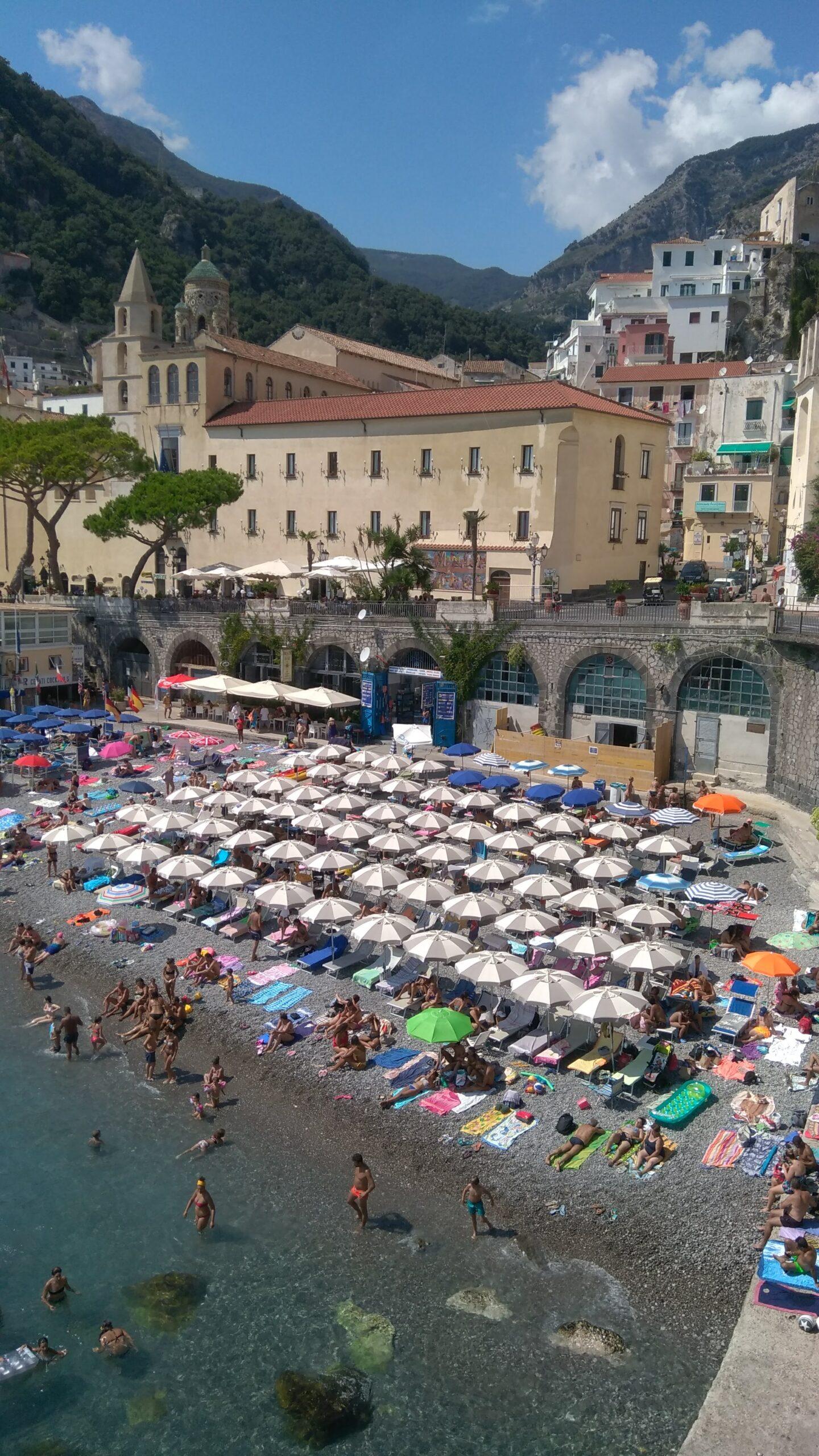 Tonino ó Beach Amalfi