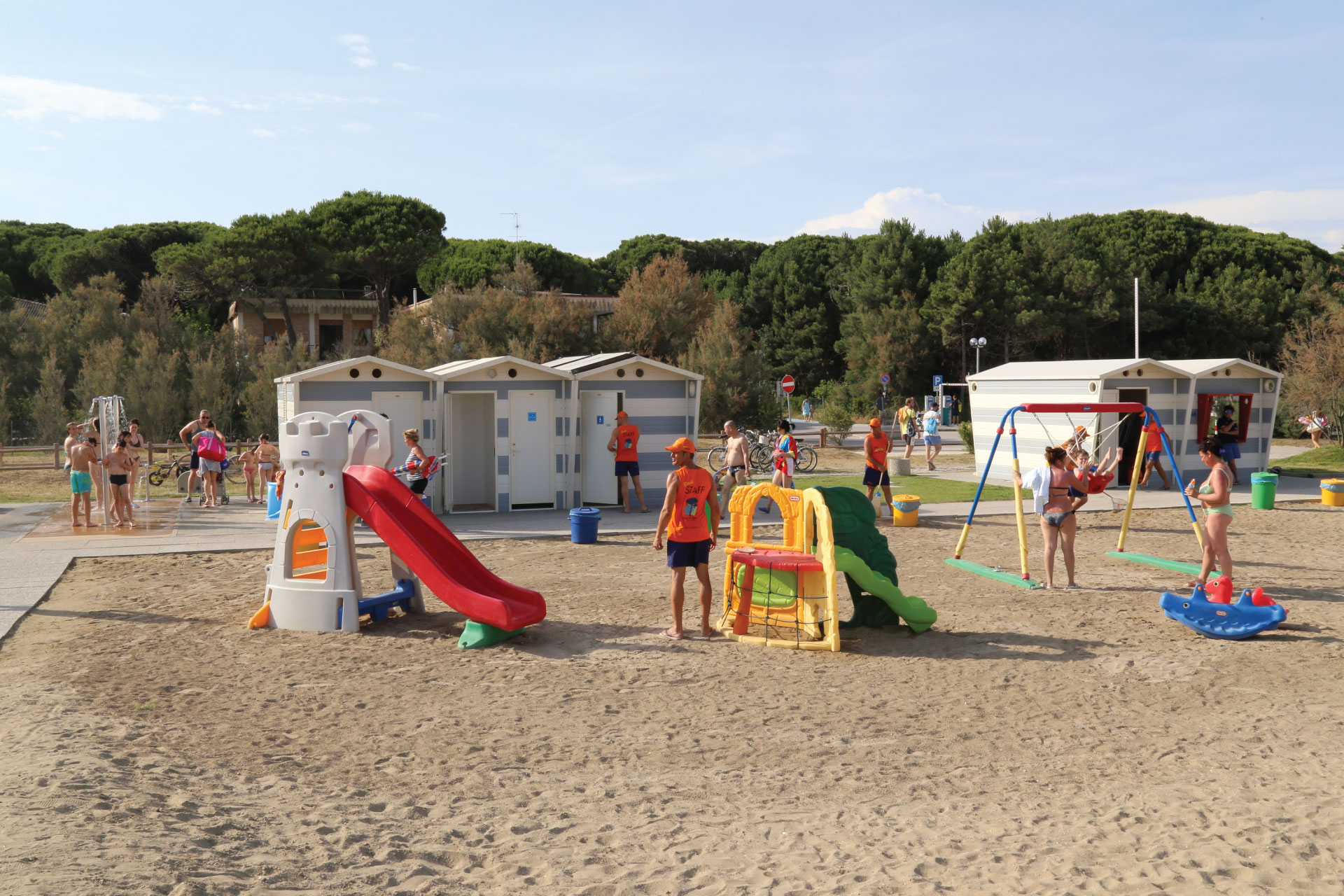 STABILIMENTO BAGNI ERACLEA BEACH