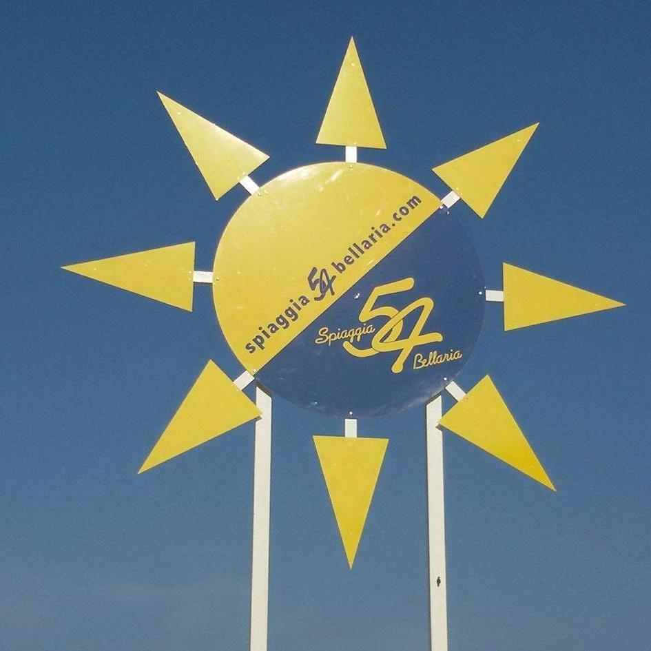Spiaggia 54