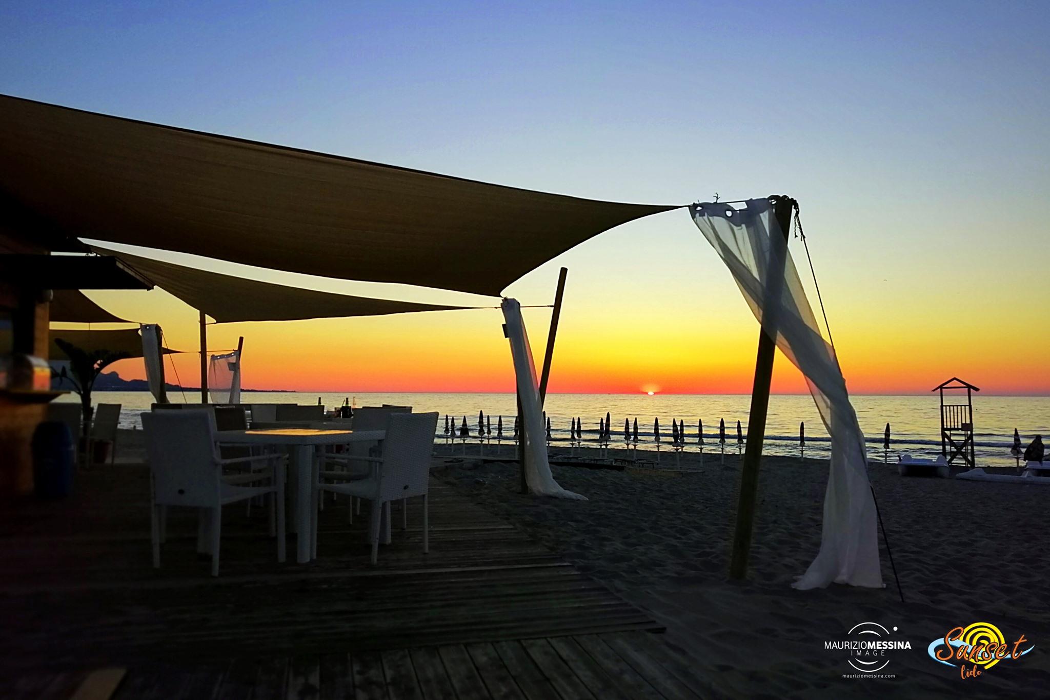 Lido Sunset & Al Delfino