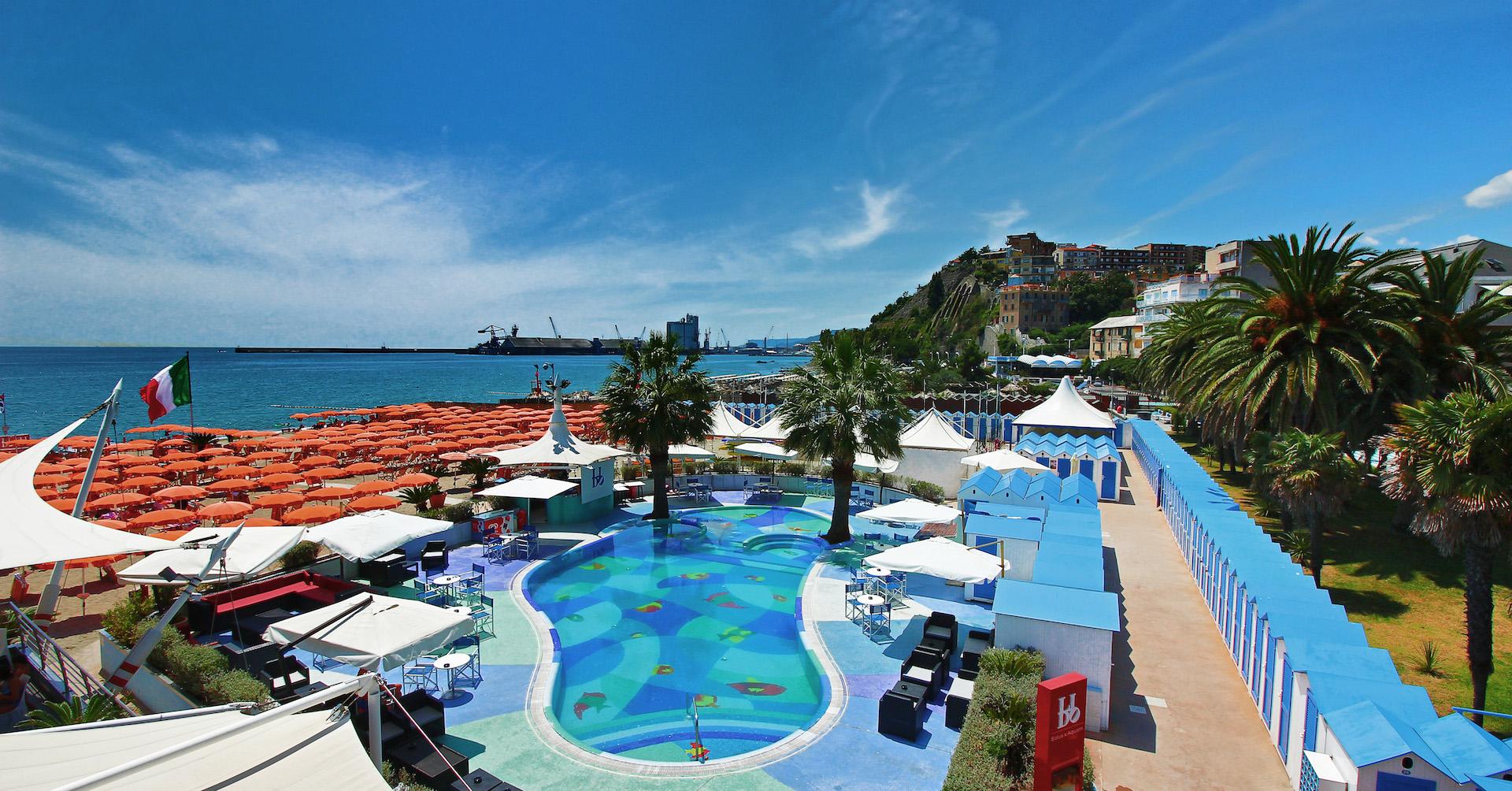 Lido Spa Resort