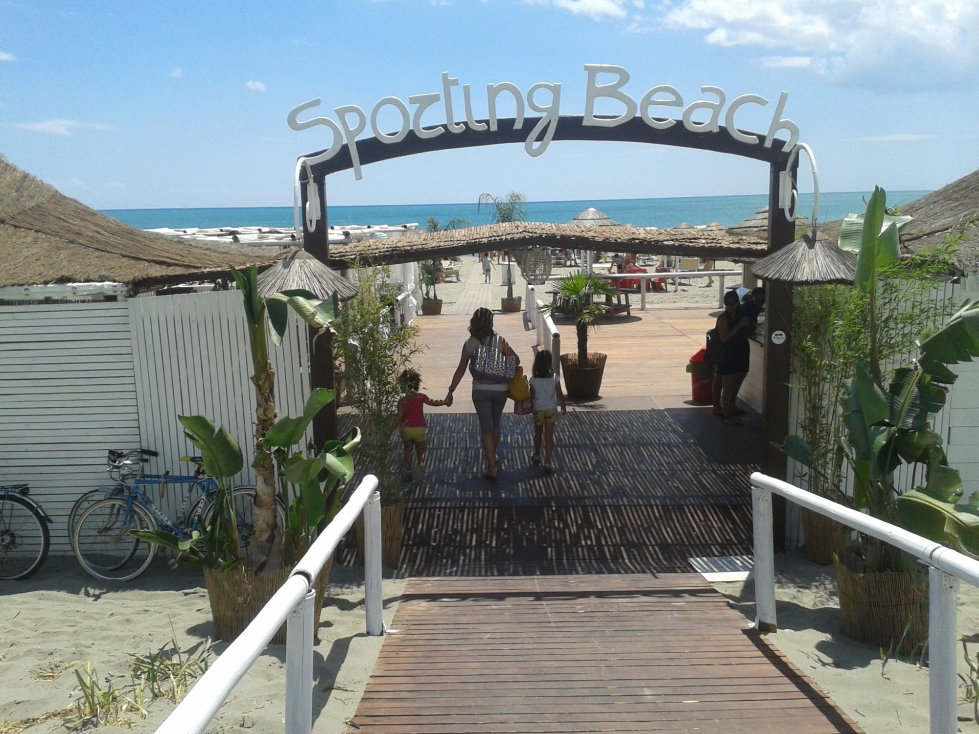 Lido Sporting Beach