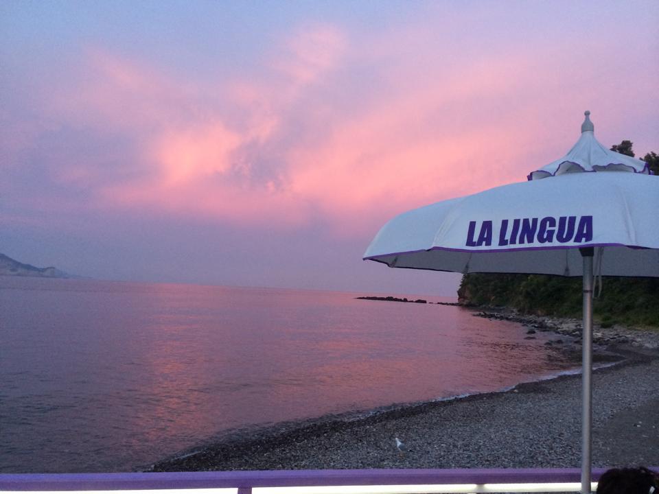 Lingua Beach