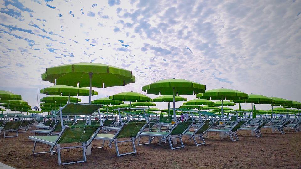 Spiaggia Marina Di Levante 91/92