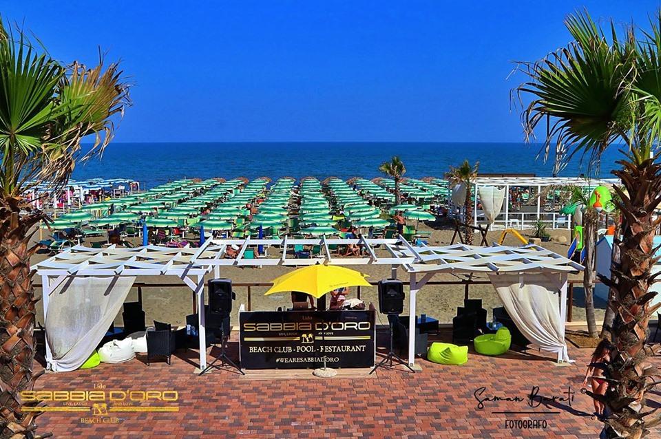 Lido Sabbia D'Oro Beach