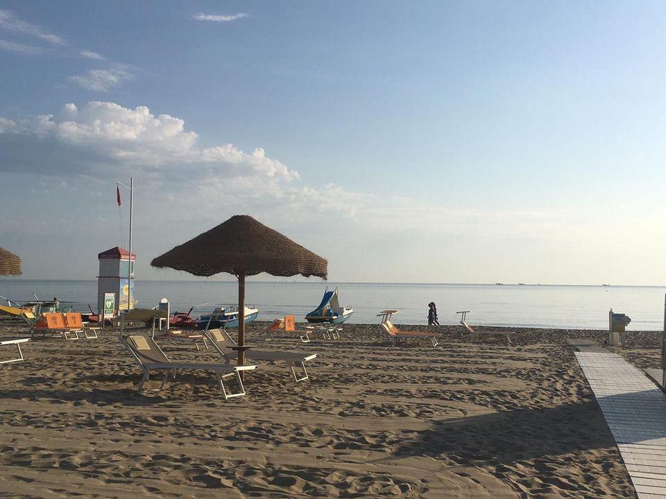 Bagno 131 Miramare Beach