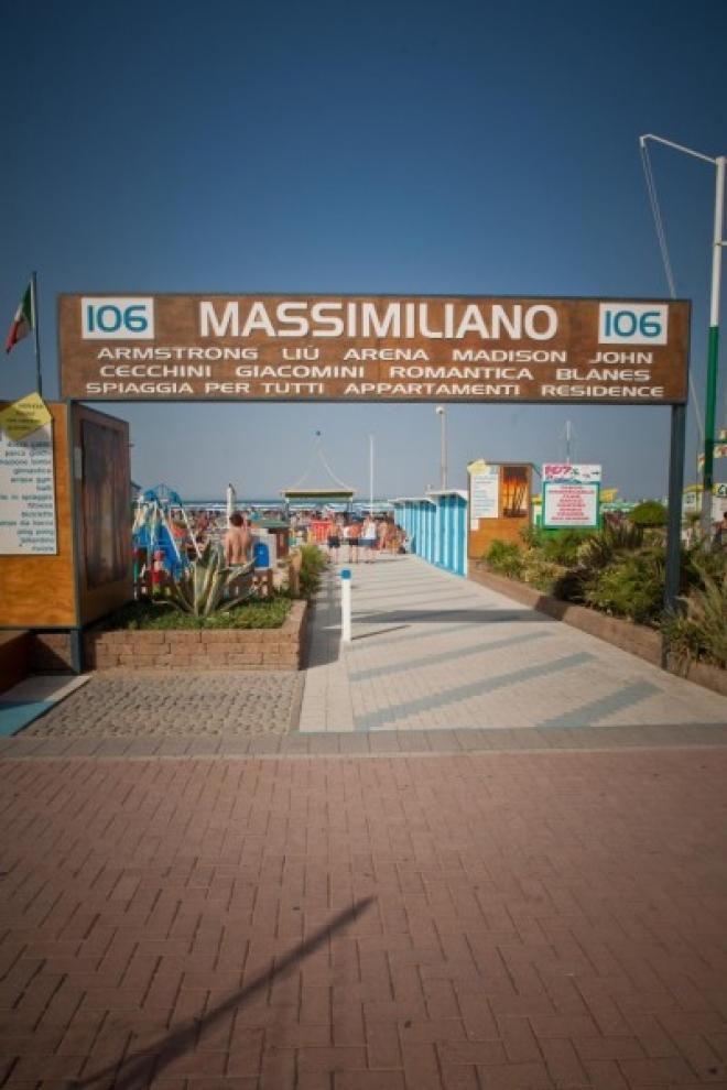 Bagni 106 Massimo