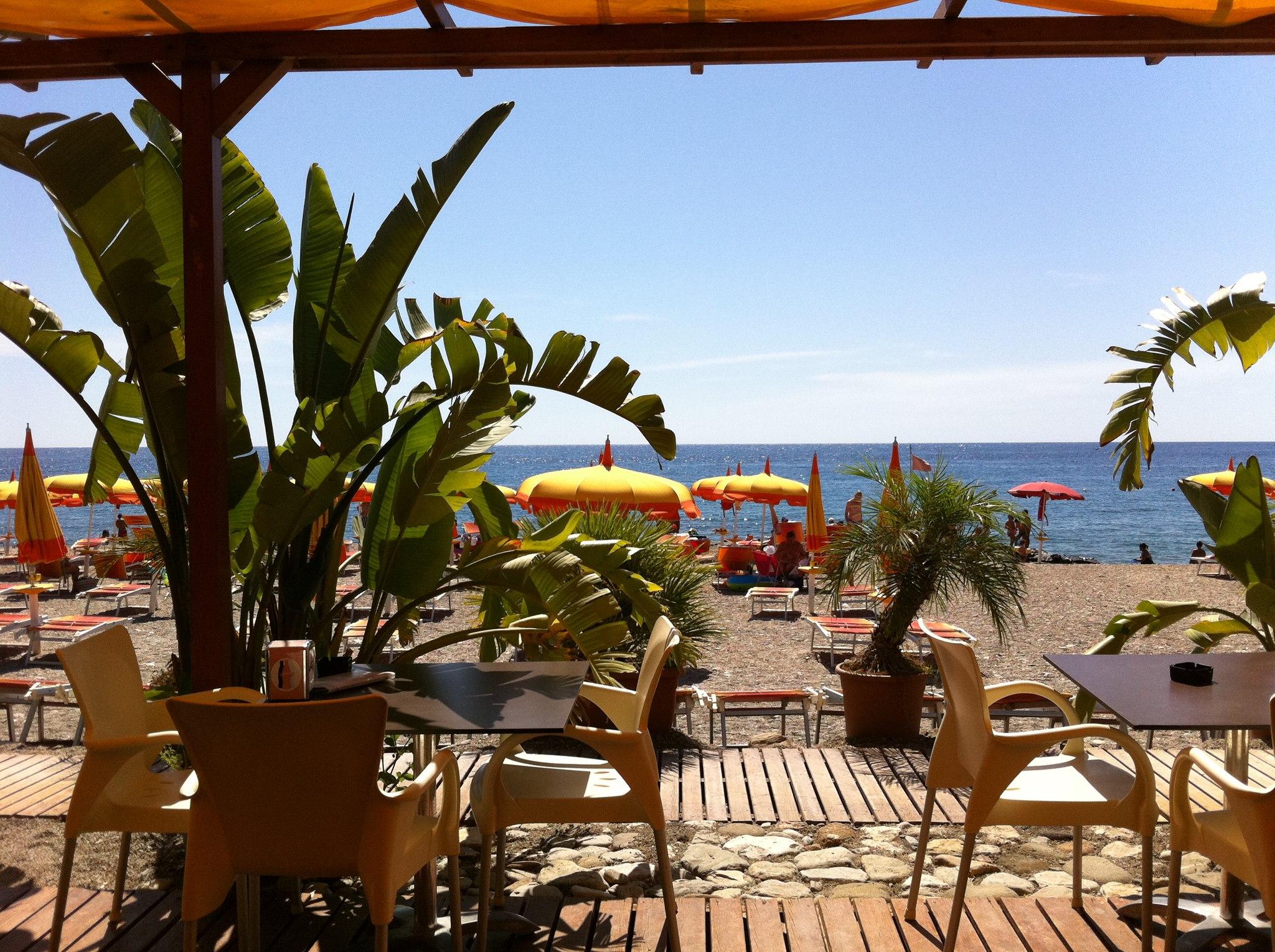 Lido Bonday Beach