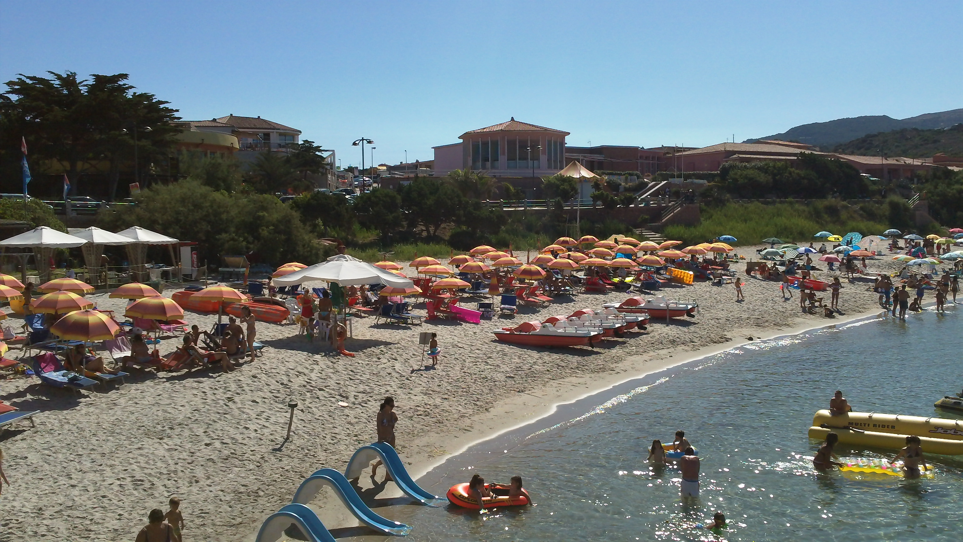 Nautica Isola Rossa Beach