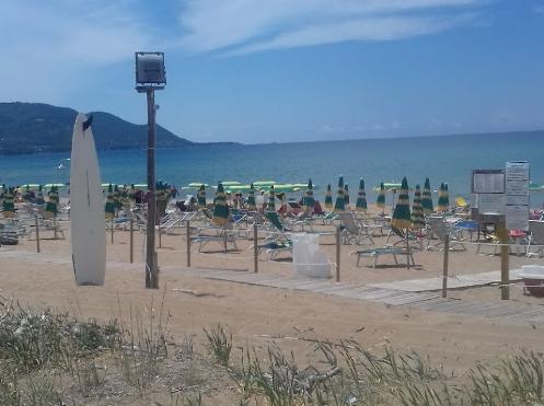 Spiaggia Lago-Tresino 7