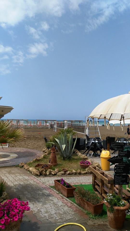 Pineta Beach