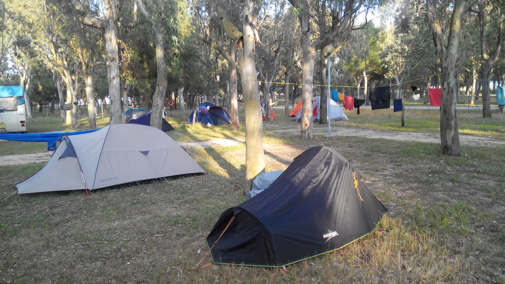 Lido Tellina Camping