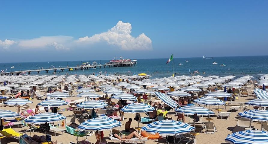 Bagno 4 Bandiera Italiana