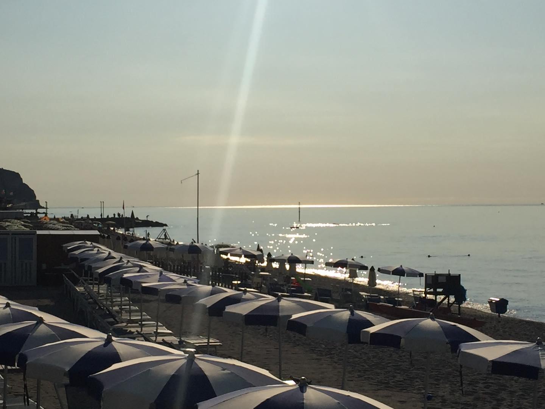 Marina Piccola Beach