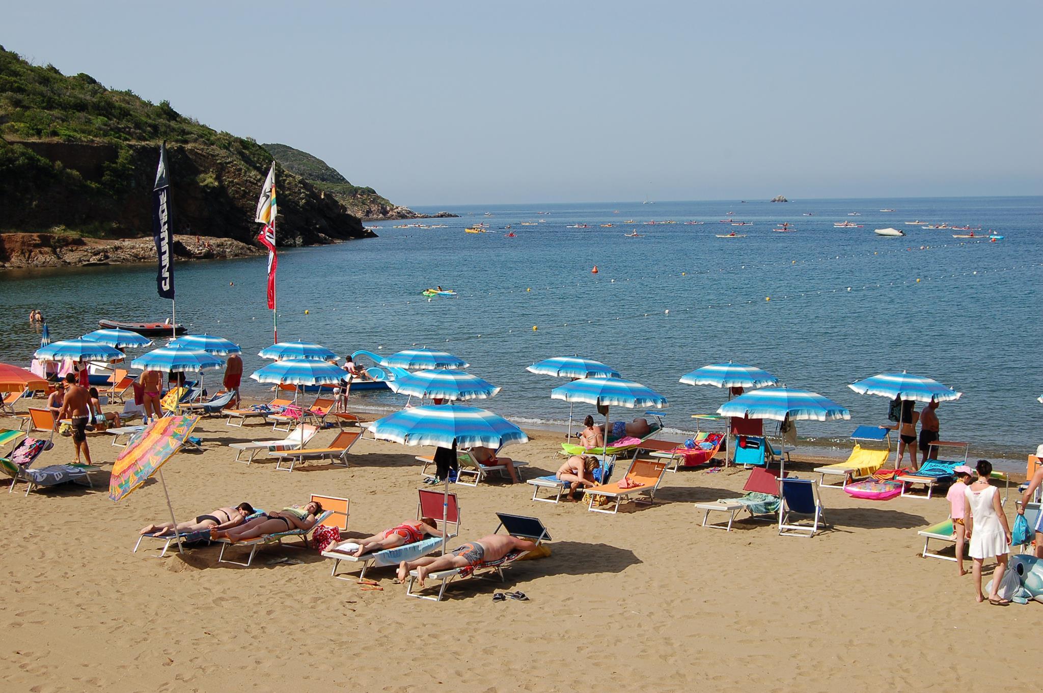 Innamorata Beach