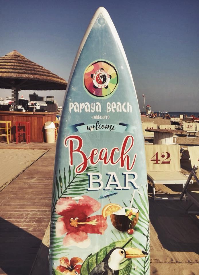 Bagno 42 Papaya Beach