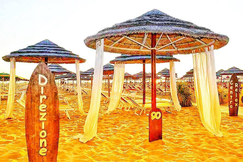 Spiaggia 90