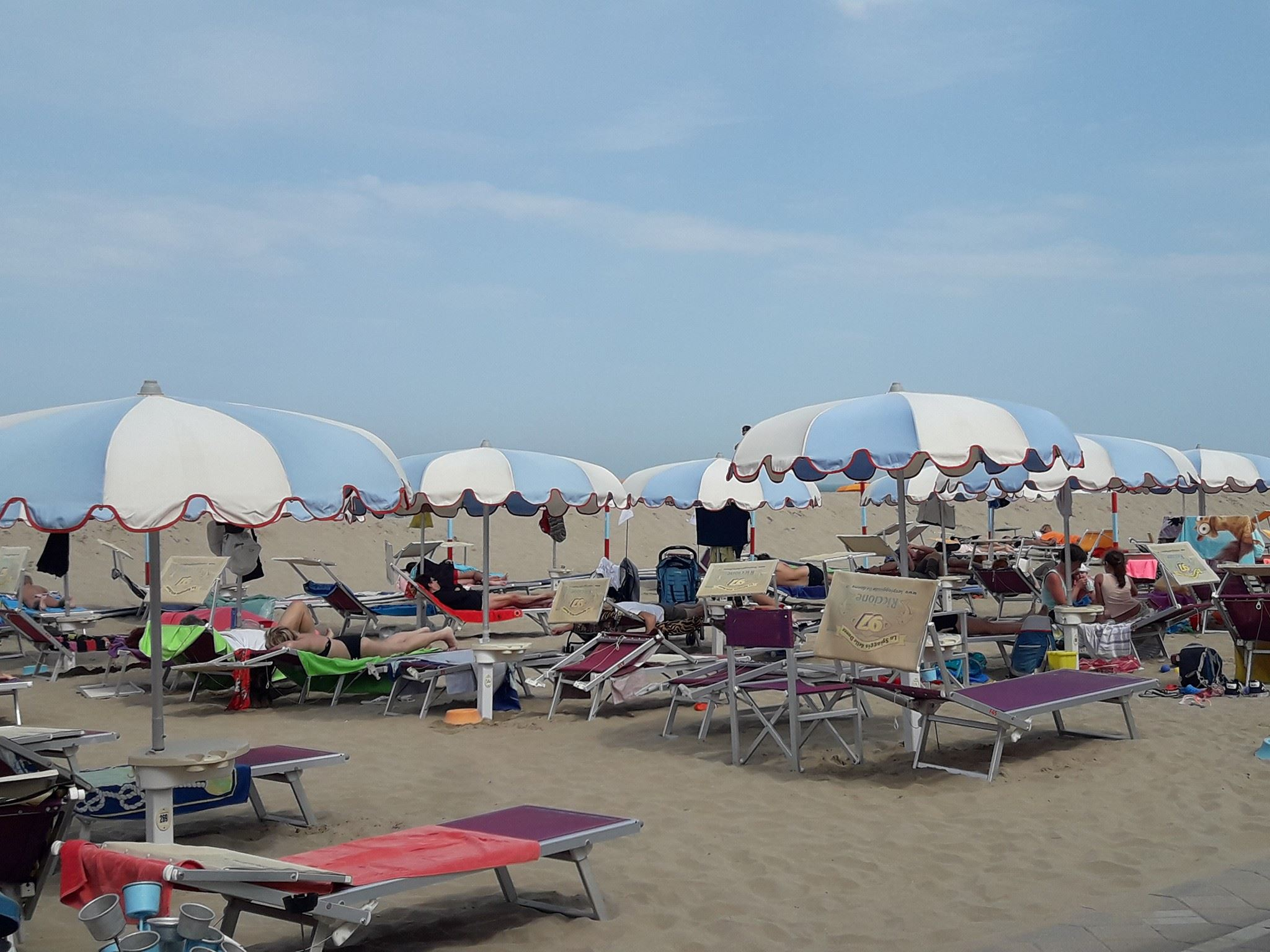 La Spiaggia Delle Donne