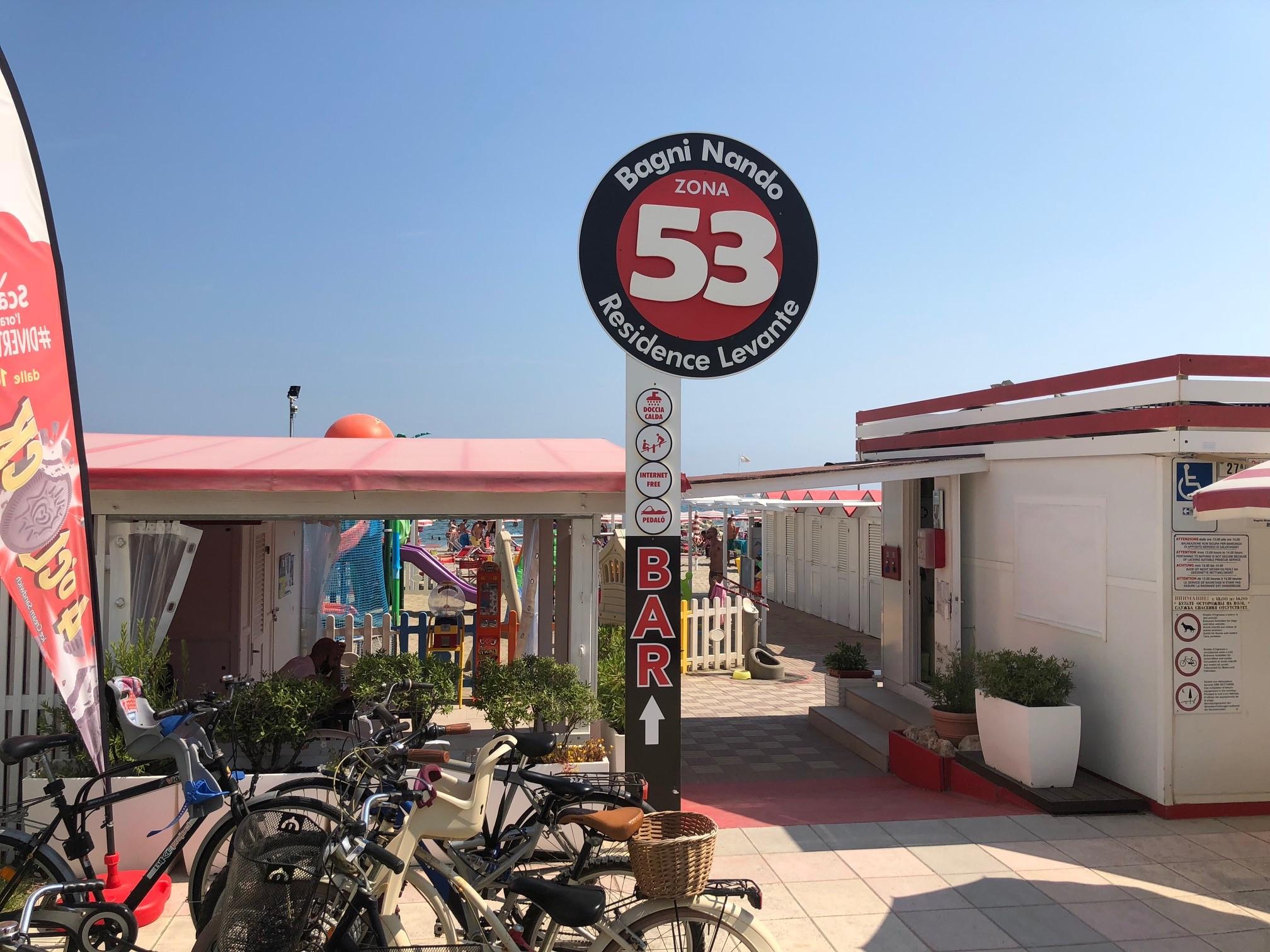 Bagno 53 Nando