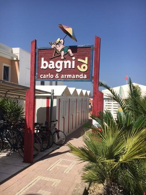 Bagno 79 Carlo & Armanda