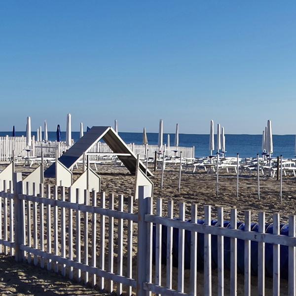 Spiaggia prova Demo 3