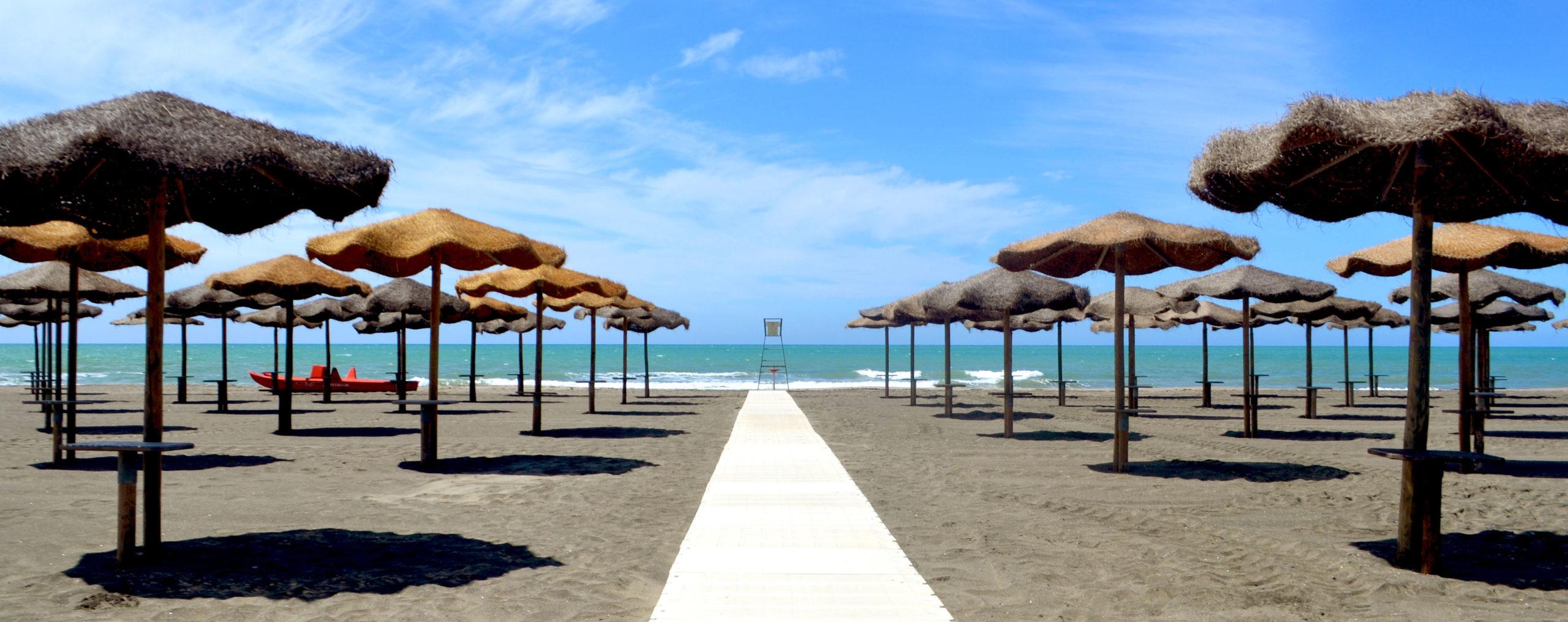 Tibidabo Beach