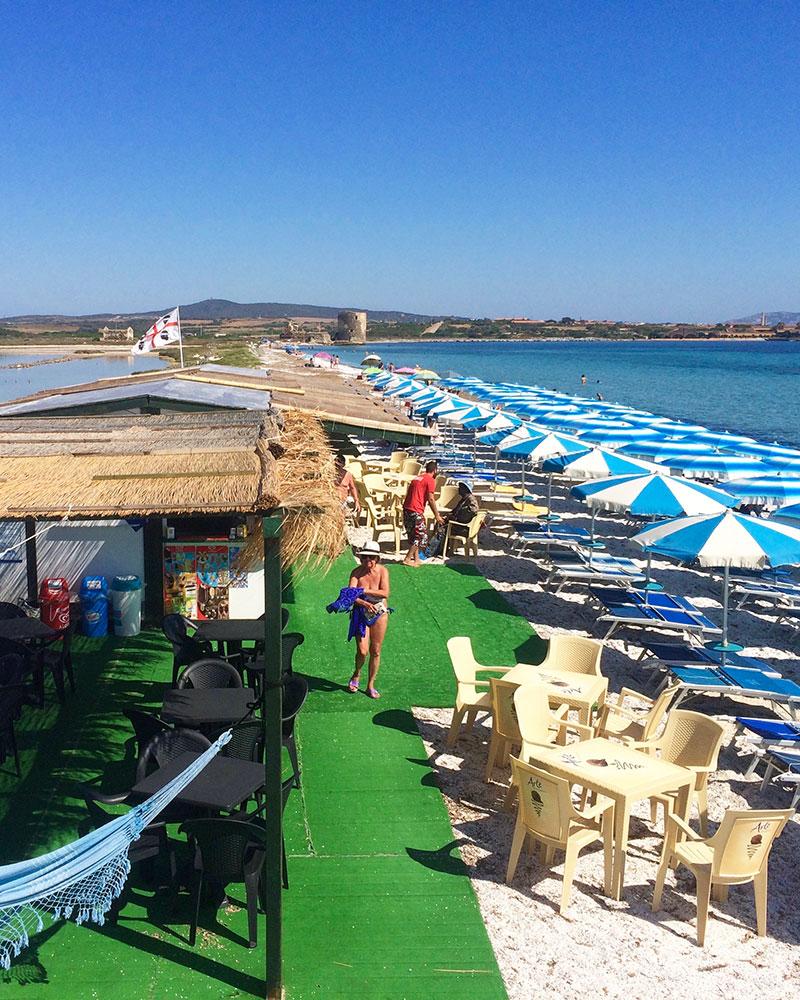 Bagno Sardigna Beach