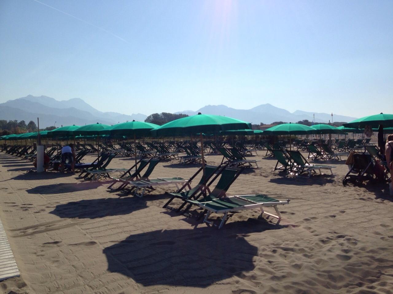 Bagno Le Dune Del Forte