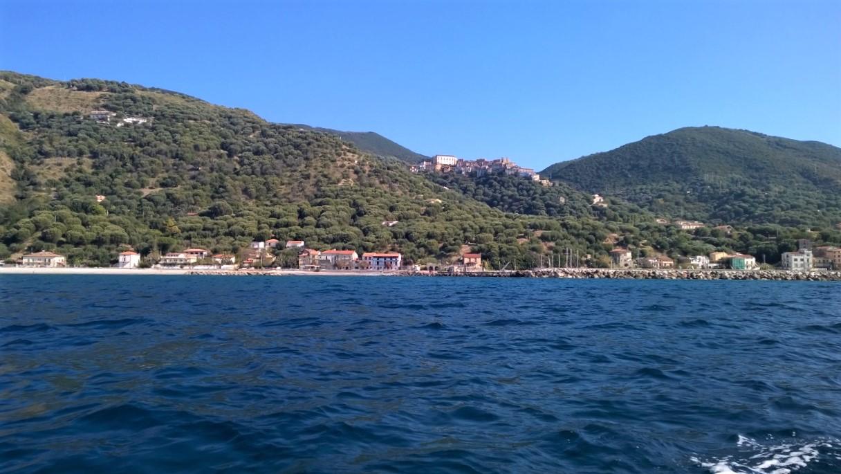 Marina Di Pisciotta (Gozzipuodi-Acquabianca) spiaggia libera comunale