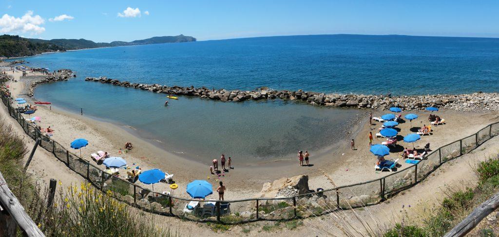 Caprioli (Gabella-Capo D'Arena) spiaggia libera comunale