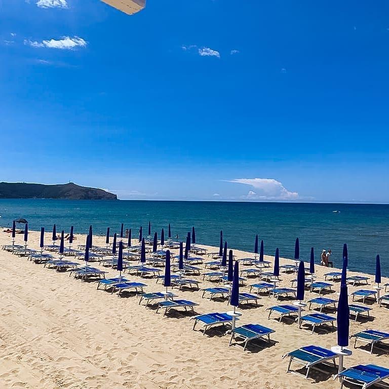 Punta Cilento Beach