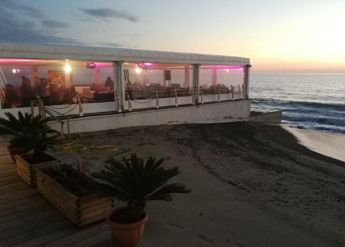 Zucchero & Cannella Beach